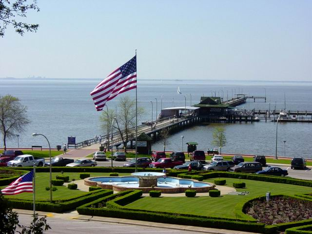 Fairhope Alabama scene